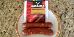 Jacks Links Hardwood Smoked with Cheddar Cheese Review