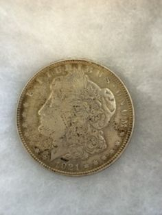 1921 Morgan D Silver Dollar (Not Graded) SOLD!! Was available at Gadgets and Gold in Gainesville, FL!