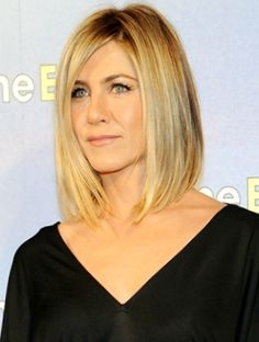 jennifer aniston. love her, love her hair.