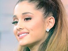 Ariana Grande's Pretty Eyeshadow On 'Good Morning America' -- How To