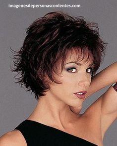 cortes de cabello para mujeres de pelo corto rostro