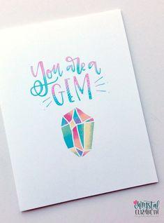 Random Acts Free Printable Greeting Cards | chrystalizabeth.com
