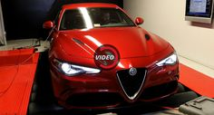 Alfa Romeo Giulia Quadrifoglio Gets Dyno'd With Surprising Result
