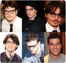 72b05c676280a Resultado de imagem para famosos de oculos de grau