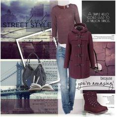 My Wardrobe: Winter 06
