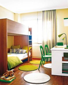 20 Room Design Ideas For Two Kids | Shelterness