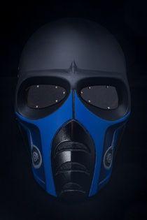 Subzero Paintball Mask