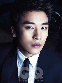 GQ 2011.04 - Big Bang's Seungri