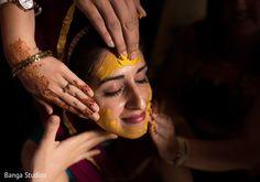 Pre-Wedding Ceremony http://www.maharaniweddings.com/gallery/photo/55467 @bangastudios