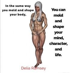 Think about this one awhile.  You have already molded, and shaped your mind, body, character, and life.  The...  https://www.facebook.com/ramsey.delia/posts/1579405682116813