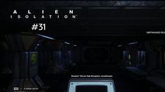Alien: Isolation [PS4] #31 - Server-Hub-Rezeption
