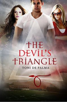#CoverReveal Devil's Triangle  by Toni De Palma. Published 2013 by Crescent Moon Press