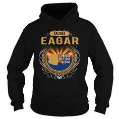 I Love  EAGAR AZ T-Shirts