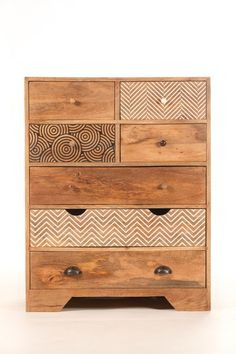 convenient design 7 printed wooden drawers by sweetmangofrance on etsy httpswwwetsycomlisting228495098convenient design 7 printed wooden