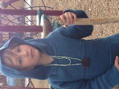 Teres Kids - Sherpa Hoodie. ~ www.trreskids.com