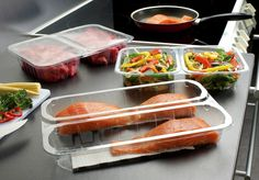 This #plastic packaging helps out with food waste management.