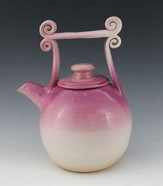 New Day Pottery teapot
