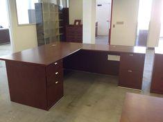 Lucite Desk, Corner Desk, Furniture, Home Decor, Acrylic Table, Corner Table, Decoration Home, Room Decor, Home Furnishings