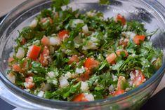 Guacamole, Broccoli, Potato Salad, Zucchini, Potatoes, Ethnic Recipes, Food, Diet, Potato