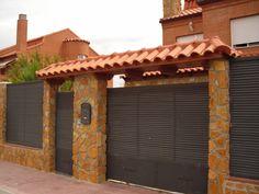 REFORMAS EN GUADALAJARA - 606 87 52 35 - JINACON CONSTRUCCIONES Y REFORMAS S.L.: Entrada a finca particular