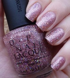 OPI Teenage Dream- This has my best friend painted all over this