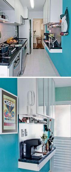 Cozinha corredor 2