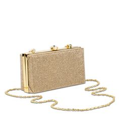 FLAT 25% OFF on Rose Gold #Embroidered #Metal #Clutch by #Arancia at #Indianroots