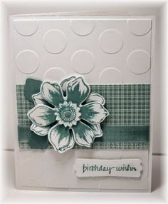 Scrappin' and Stampin' in GJ