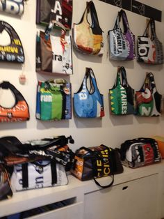 Vaho, Trashion baggage handmade in Barcelona