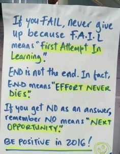 Positive motivation for students