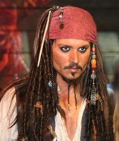 Super Male Pirate Makeup Mugeek Vidalondon Hairstyles For Men Maxibearus