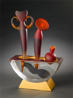 José Chardiet >> Into the Light: Illinois Glass artist, June 22–Oct 21 @Rockford Art Museum