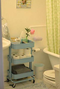 Bathroom Cart
