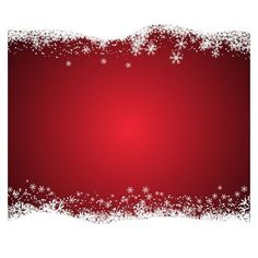 Christmas red background with snowy ❤ liked on Polyvore featuring christmas, xmas, backgrounds, borders and picture frame