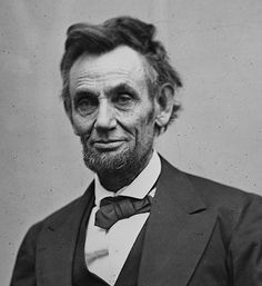 """Don't worry when you are not recognized, but strive to be worthy of recognition.""  -- Abraham Lincoln, 16th U.S. president"