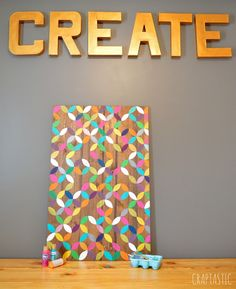 CRAPTASTIC: CREATE - Inspired Art!