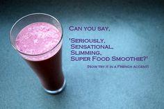 TheModelFoodie - Home - Spirulina & Chia Seed Smoothie Healthy Smoothies, Smoothie Recipes, Healthy Snacks, Healthy Eating, Simple Cafe, Chia Seed Smoothie, Spirulina, Chia Seeds, Superfoods