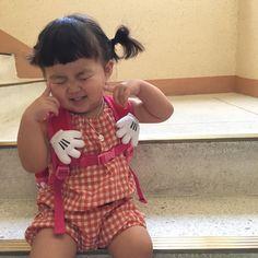 Cute Asian Babies, Korean Babies, Asian Kids, Cute Babies, Baby Baby Baby Oh, Baby Fever, Black Baby Girls, Ulzzang Kids, Cute Baby Pictures