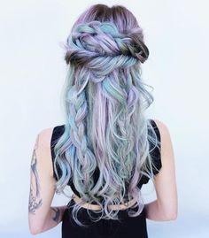 multicolor braided do