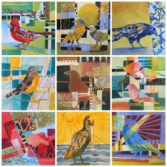 Wild about Painting: First 9 Days- 30 Paintings in 30 Days!