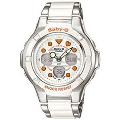 Casio Womens Baby-G Watch BGA123-7A2