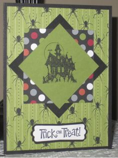 Stampin' Up Best of Halloween