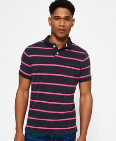 Superdry Miami Pocket Polo Shirt