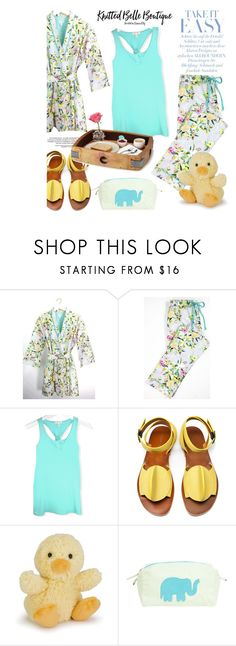 @knittedbelle #knittedbelle Take it easy! by knittedbelleboutique on Polyvore featuring TRACEY NEULS, Vintage At Heart, Jellycat and Color Dunes