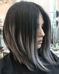 Gray Ombre for Angled Lob