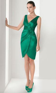 Blue Green Cocktail Dress Sheath V Neck Bow Satin Ruched Short Prom Dress Green Party Dress, Green Cocktail Dress, Satin Cocktail Dress, Cocktail Dresses, Dress Party, Cheap Prom Dresses, Homecoming Dresses, Short Dresses, Girls Dresses