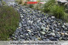 Firma B&M GRANITY - Grüner Serpentin aus Polen im Garten http://www.pflastersteineundnatursteine.de/fotogalerie/erzeugnisse-aus-serpentin/