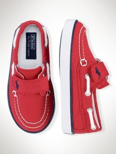 Toddler Boys Boat Shoe
