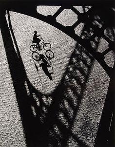 Arthur Tress -  Boy Under Bridge, NY, 1968 gelatin silver print 20 x 16 inches