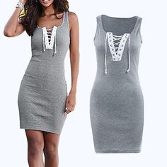 Summer season Ladies's Bandage Bodycon Sleeveless Night Attractive Celebration Cocktail Mini Costume Welcome to ausupermall Greatest Costs / Greatest Providers / Greatest Merchandise / One-day Transport Summer season Ladies's Bandage Bodycon Sleeveless Night Attractive Celebration Cocktail Mini Costume Please click on the image if you wish to enlarge. PRODUCT DESCRIPTION Situation: New with Tags Materials: Polyester + Spandex Coloration: ( as footage proven ) Package deal Embody: 1 …